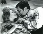 George Lazenbe and Catherine Schellgot